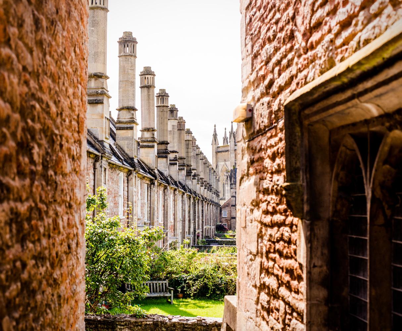 Medieval Wells  by Britton Murrey
