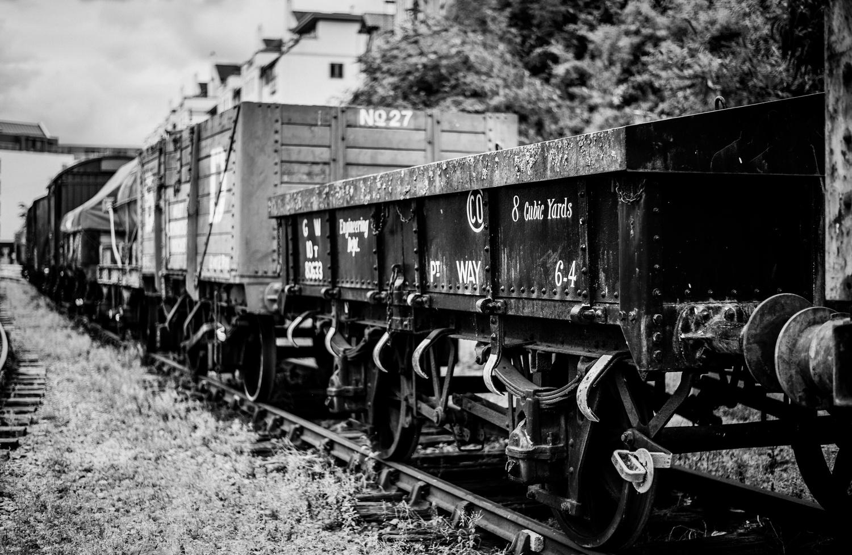 Forgotten Railway by Britton Murrey