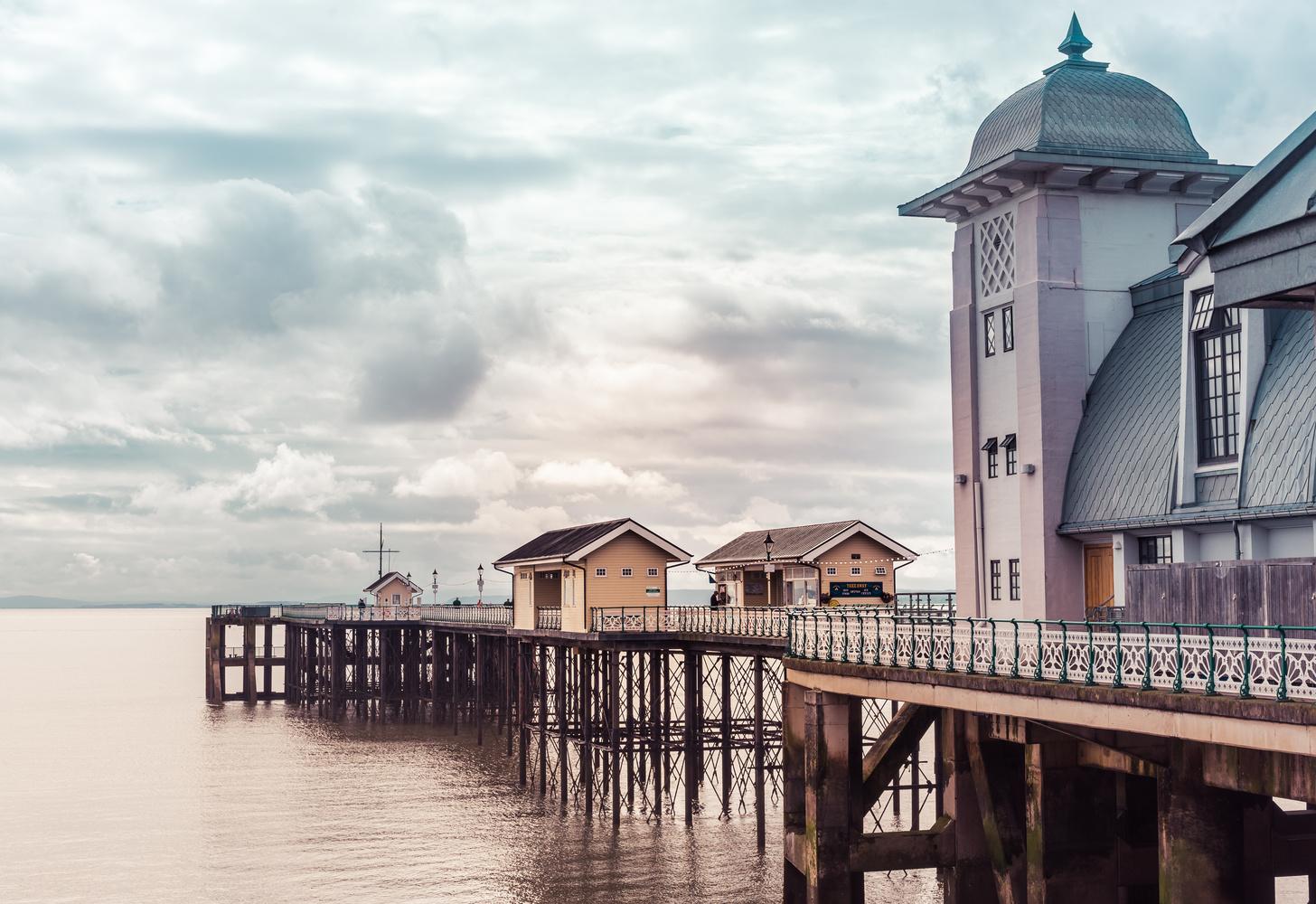 Coast of Cardiff by Britton Murrey