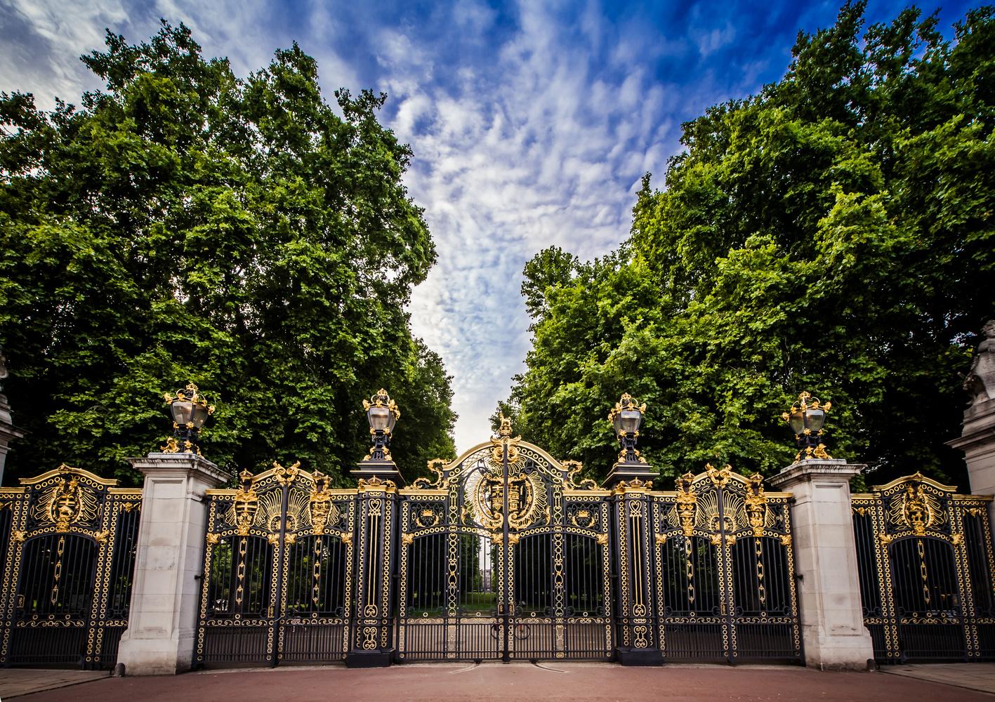 London Gates by Britton Murrey