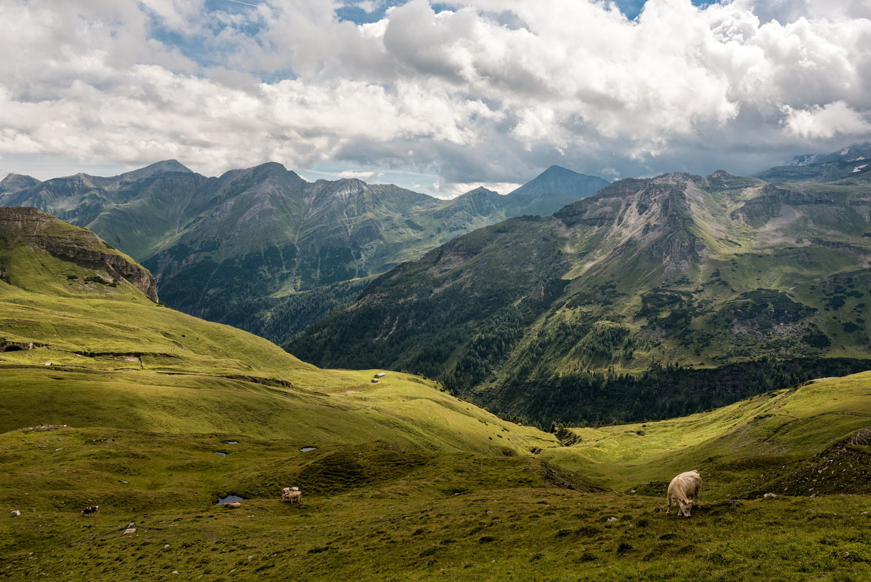 valley near Grossglockner - Austria by Nir Roitman