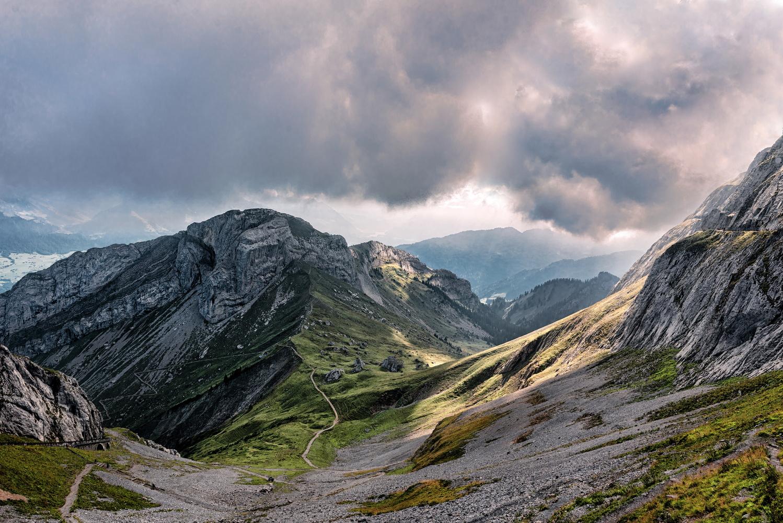 Mount Pilatus - Switzerland by Nir Roitman