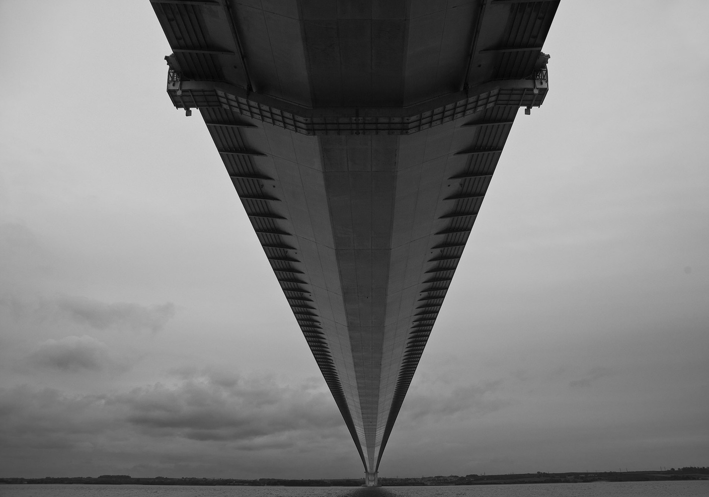 Humber Bridge by Imran Khan