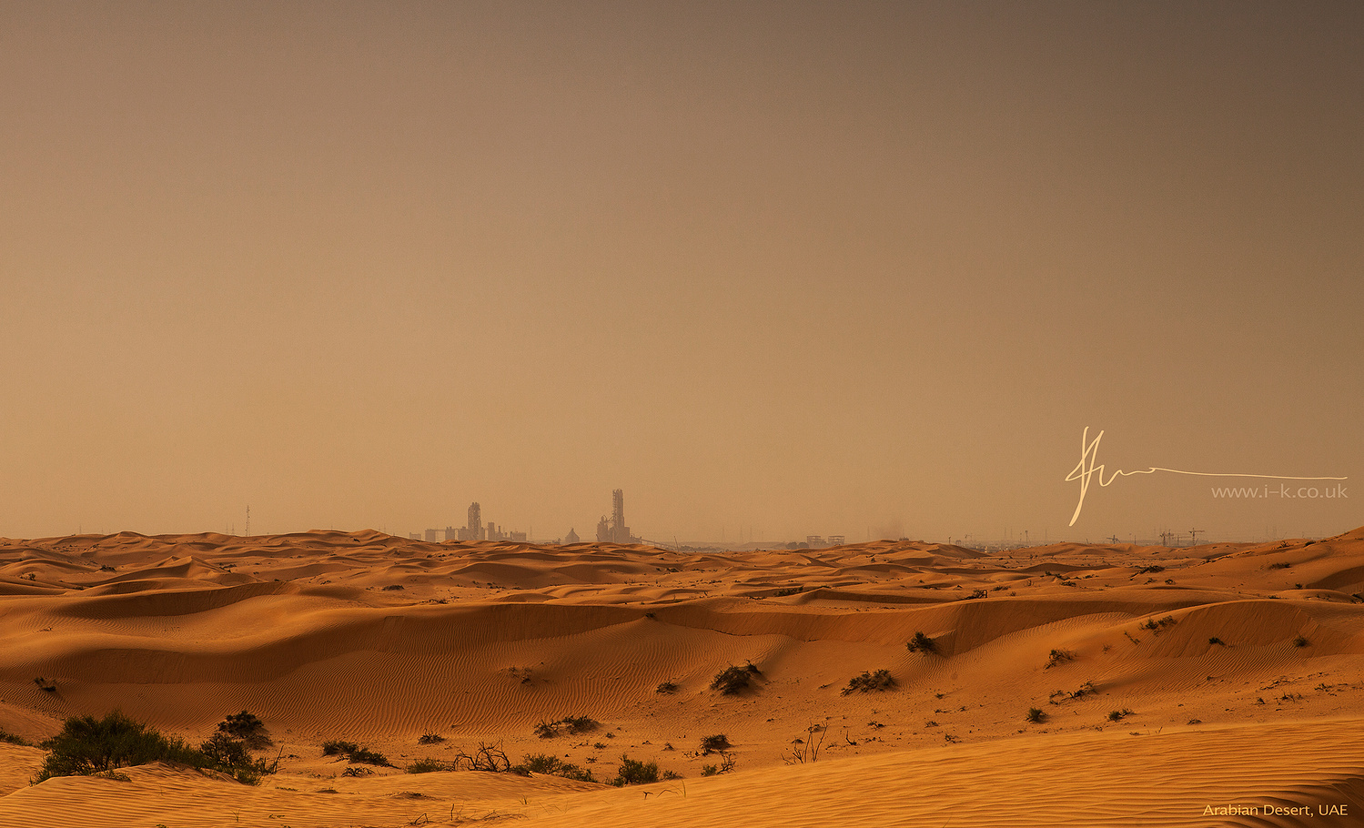Martian Landscape by Imran Khan
