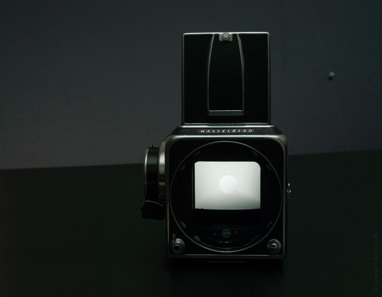 Hasselblad 500C by Imran Khan
