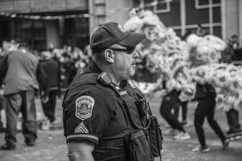 New Year Enforcement by David Wardrick