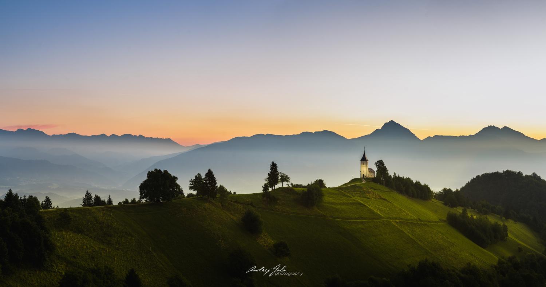 morning mood by Andrej Folo