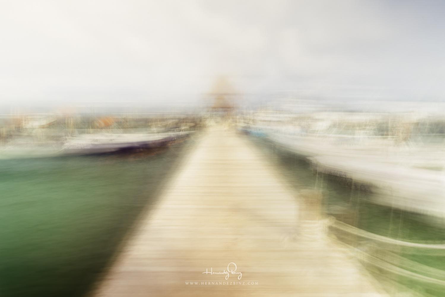 Dock by Adrian Hernandez Binz