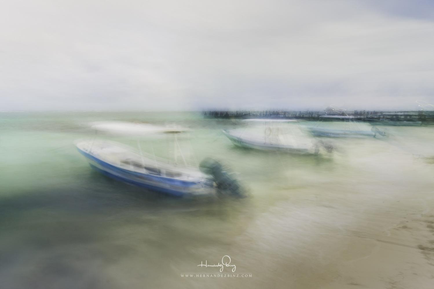 Fishermen's Town by Adrian Hernandez Binz
