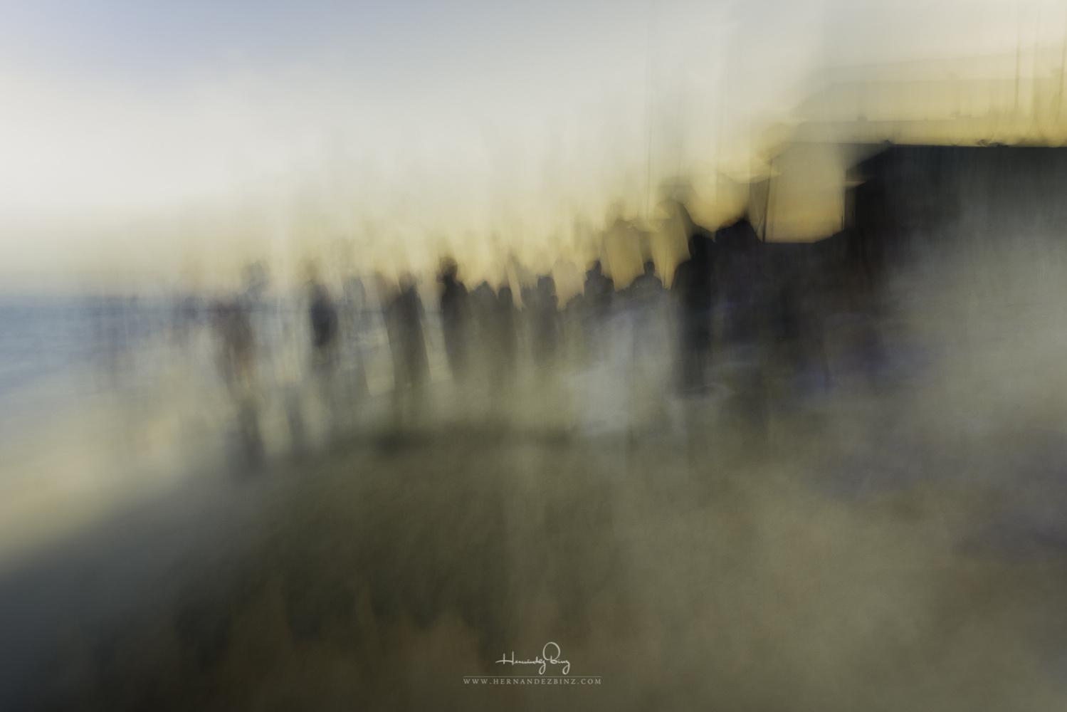 Conversations of Sand by Adrian Hernandez Binz