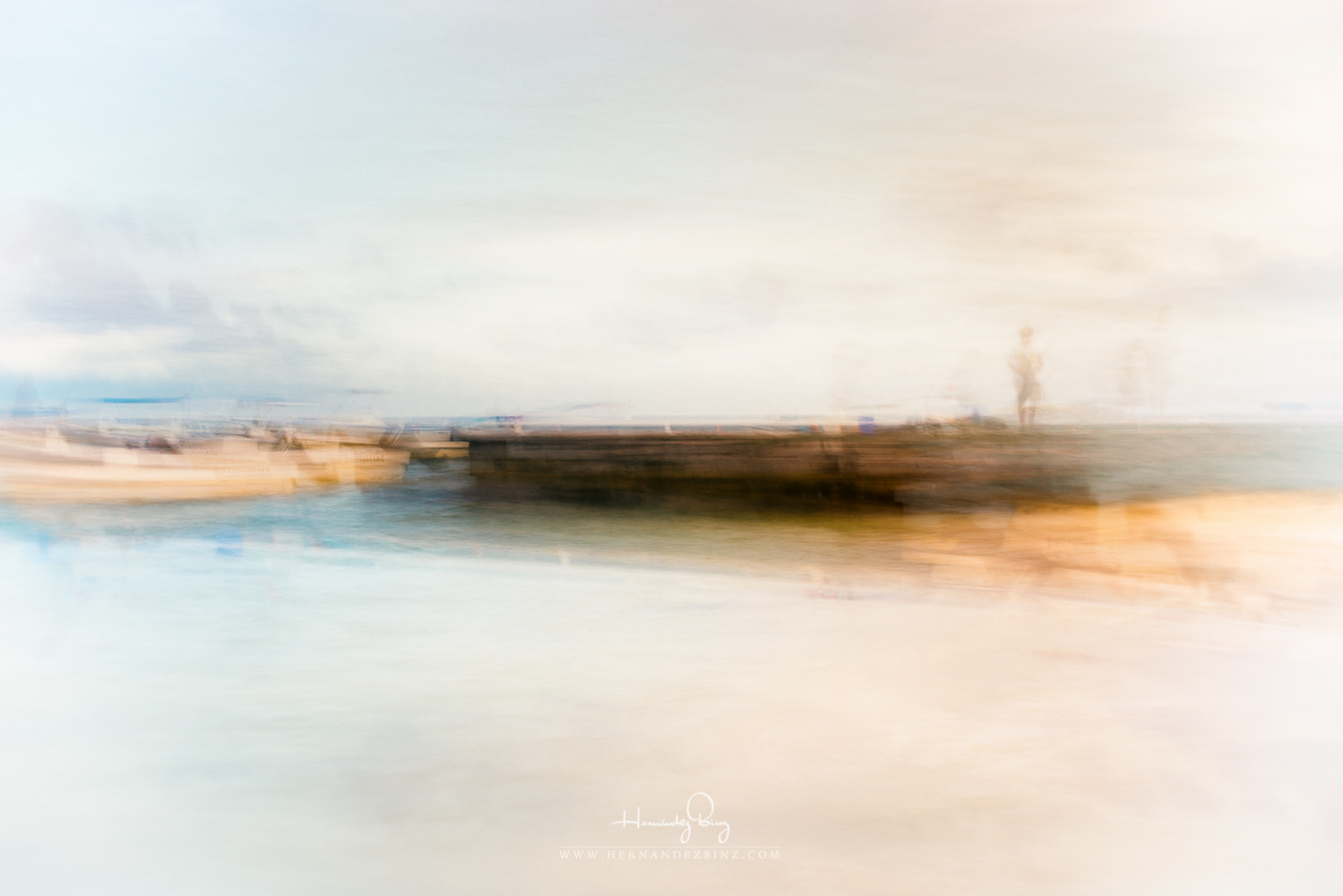 Fisher Child by Adrian Hernandez Binz