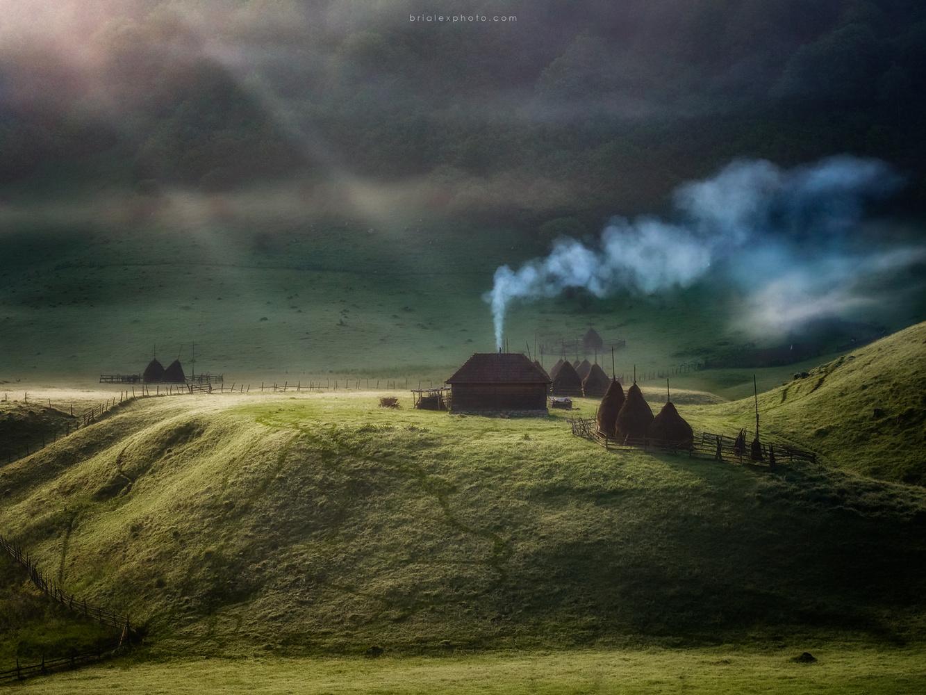 Morning View by Brighilă Alex