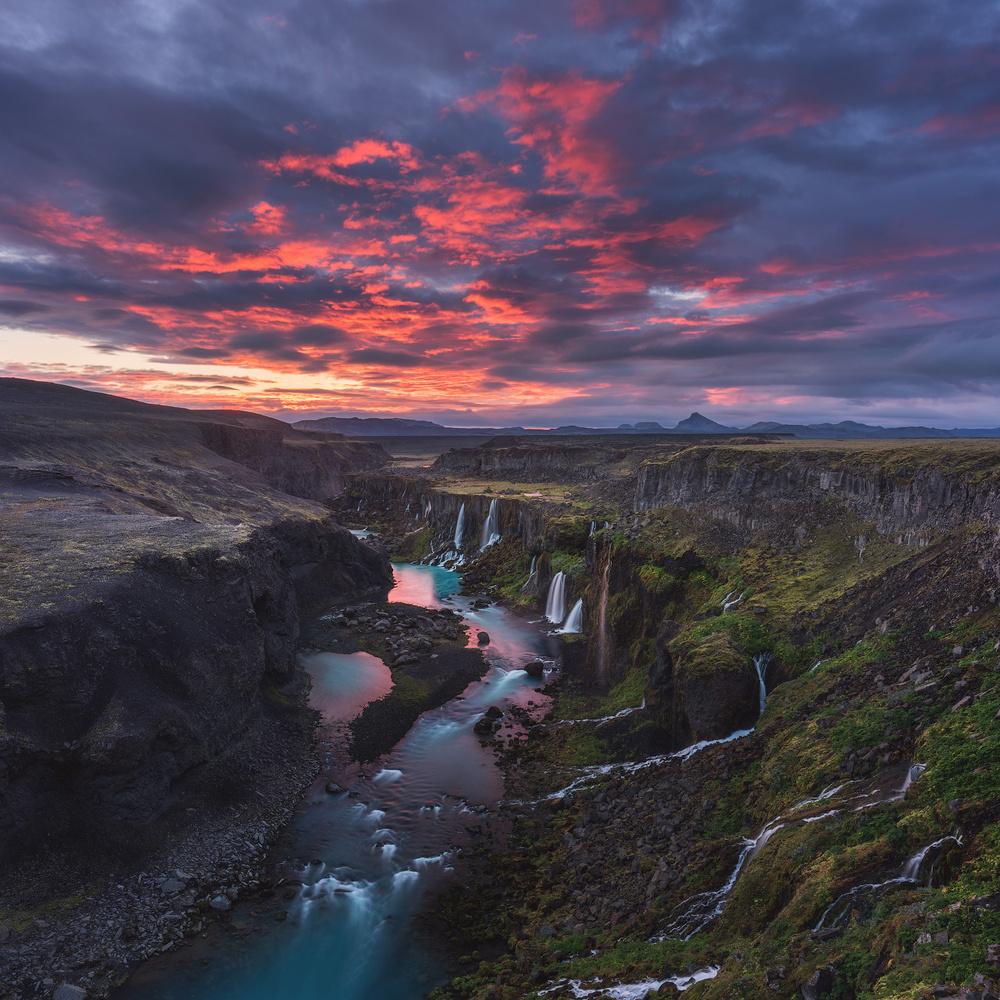Hidden Treasure in Iceland by Iurie Belegurschi