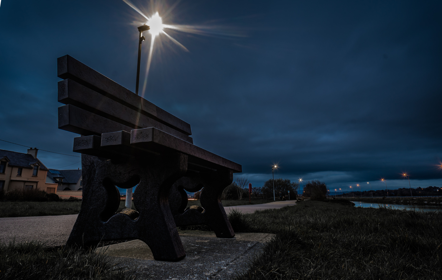 Blennerville Bench by James Maher