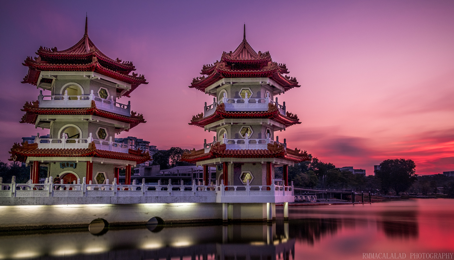 Chinese Garden Singapore by Den Macalalad
