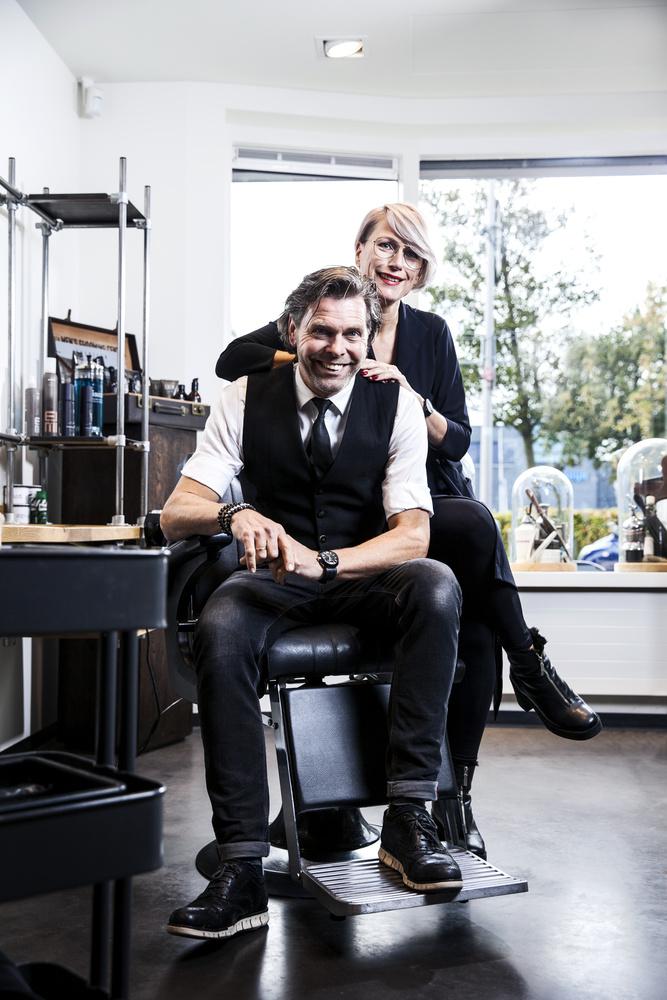 Tendenz barbers by Glenn Mostert