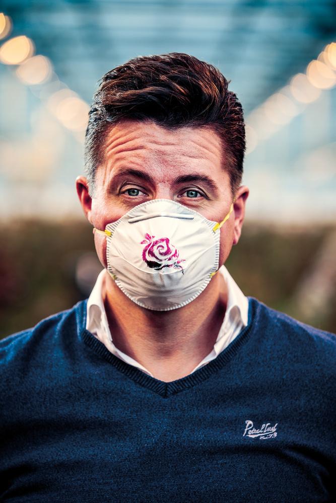 Anti-Pest Roses Grower by Glenn Mostert