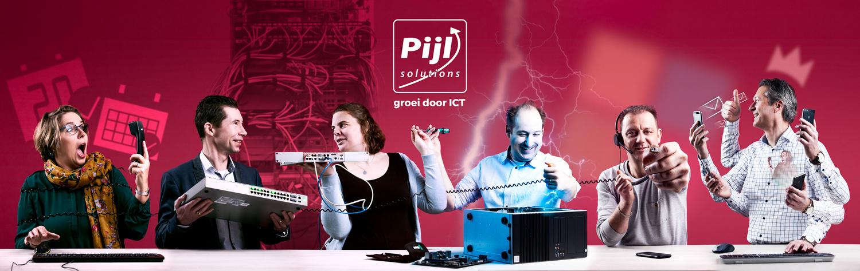 Pijl Solutions Team by Glenn Mostert
