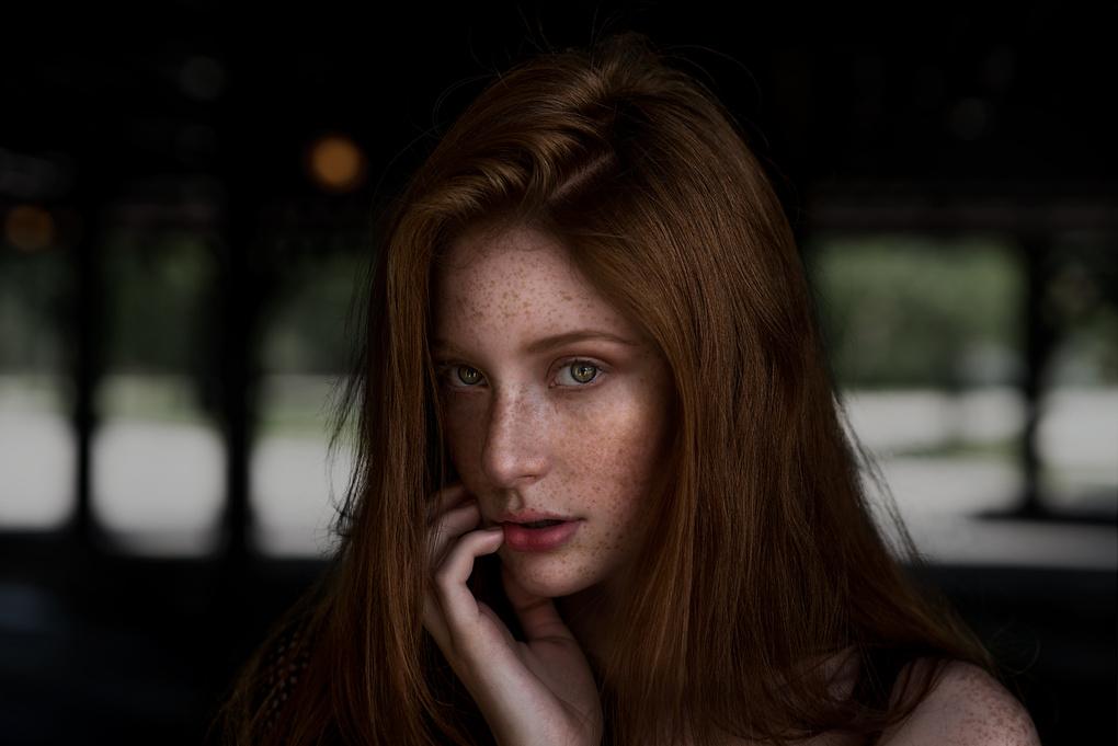 Madeline by Bryan Dockett