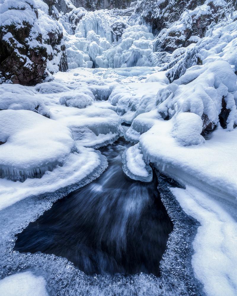Frozen by Klaus Axelsen