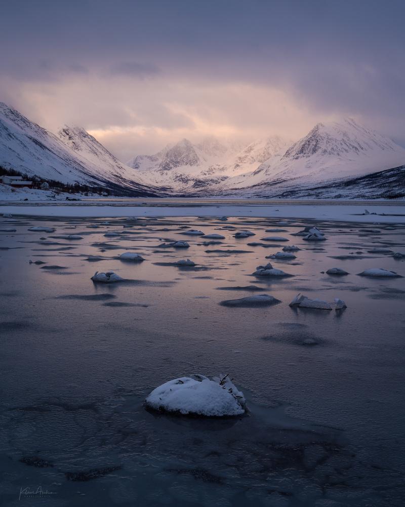 """Frozen morning"" by Klaus Axelsen"