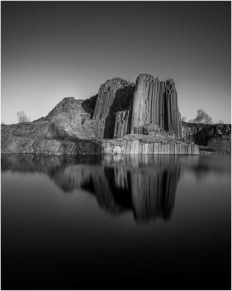 The organ rock by Klaus Axelsen