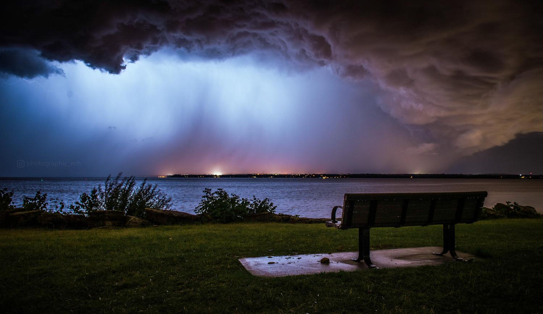 Storm Advisory by Michael Higgins