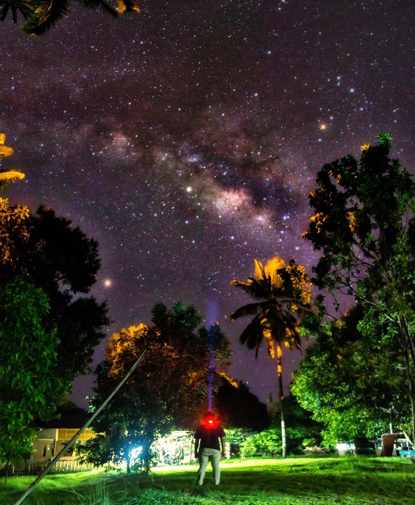 Chasing wonders at night by Jasper Jay Valle
