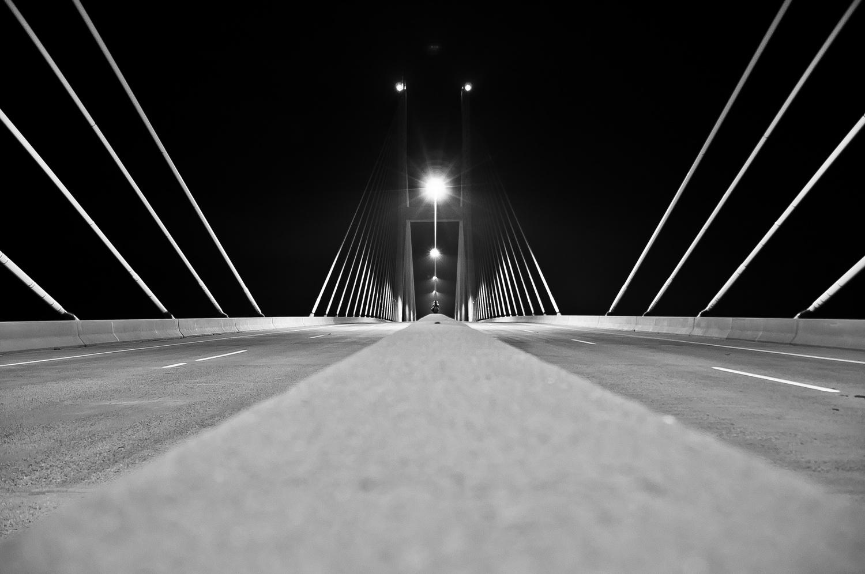 Midnight Bridge by Michael Brinson