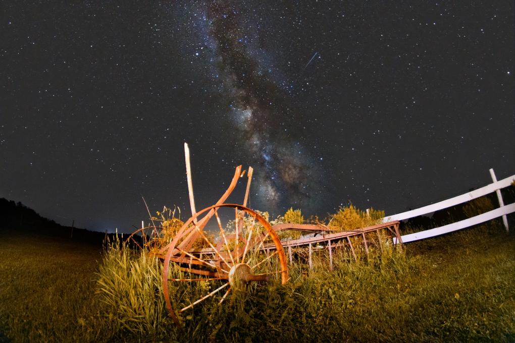 Milky Way by steve coates