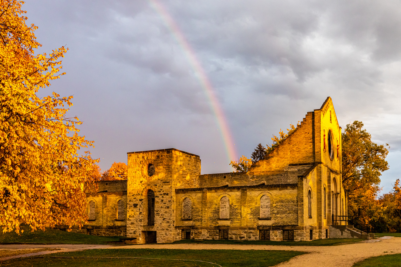 Trappist Monastery, Winnipeg, MB by David Pavlich