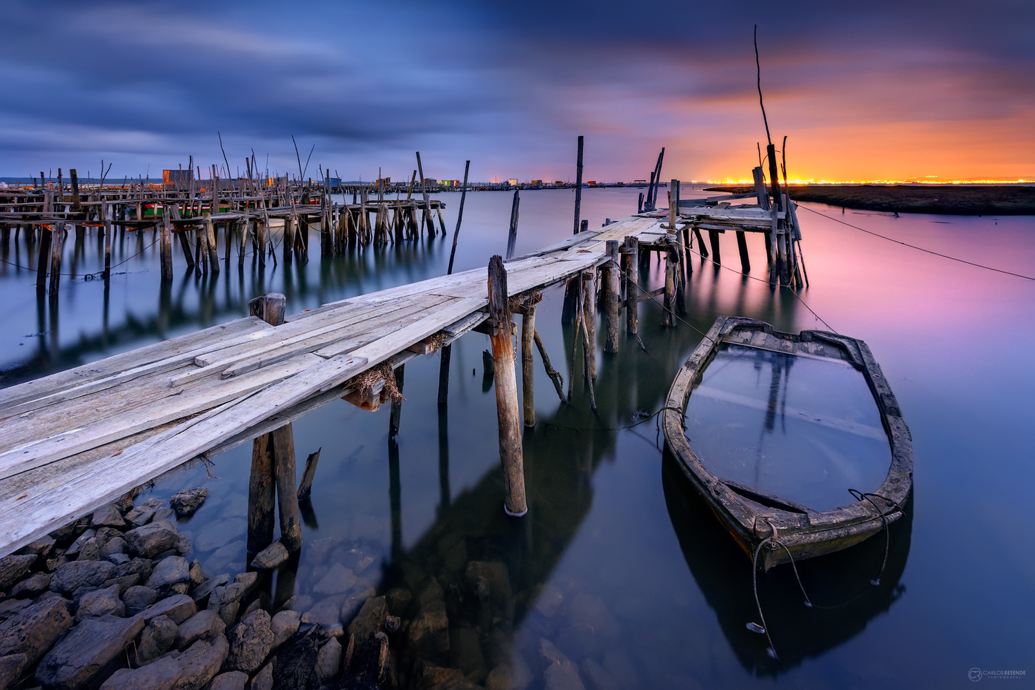 Side by Side by Carlos Resende