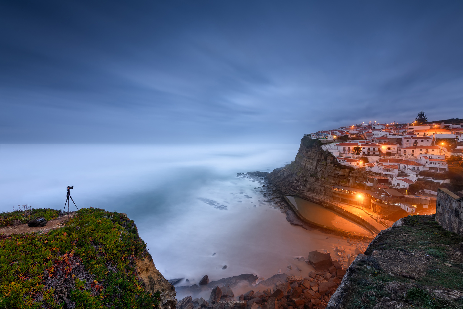 That the good light may always be with you by Carlos Resende