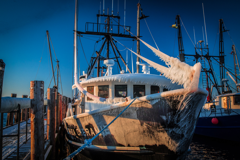 Ice Ship by Brian Pernicone