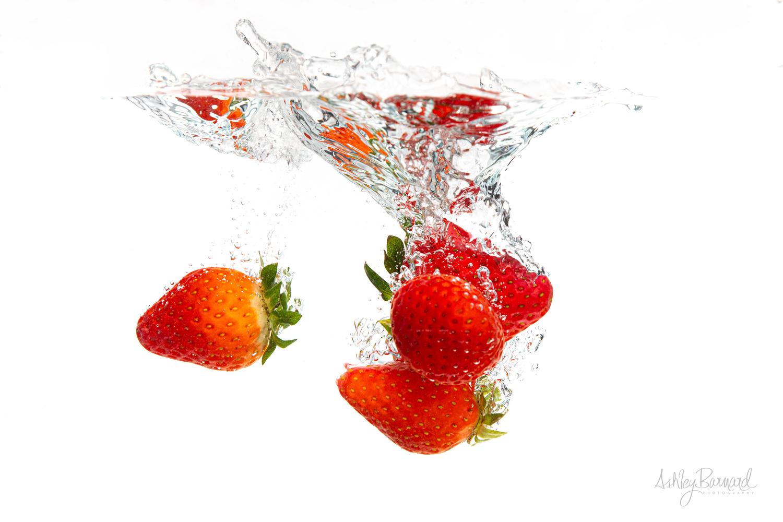 Strawberry Delight by ashley Barnard