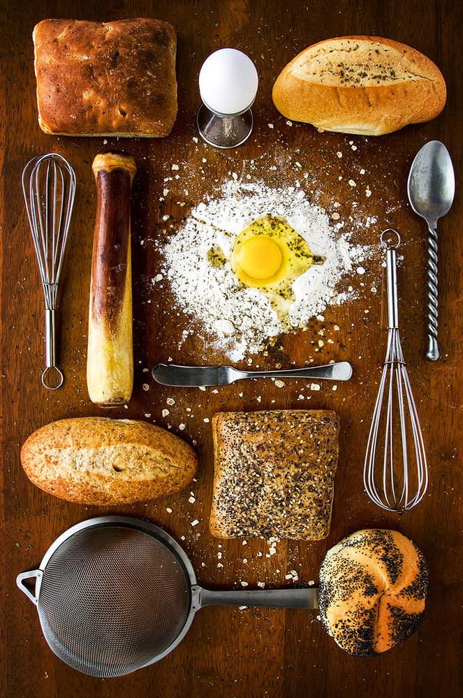 Bread by Ellis Bruce Paul