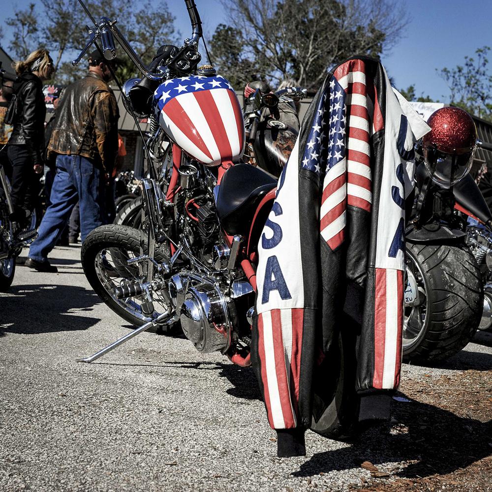 Easy Rider USA #12 by Ellis Bruce Paul