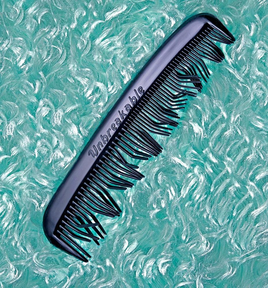 Unbreakable Comb  by Robert Fishman