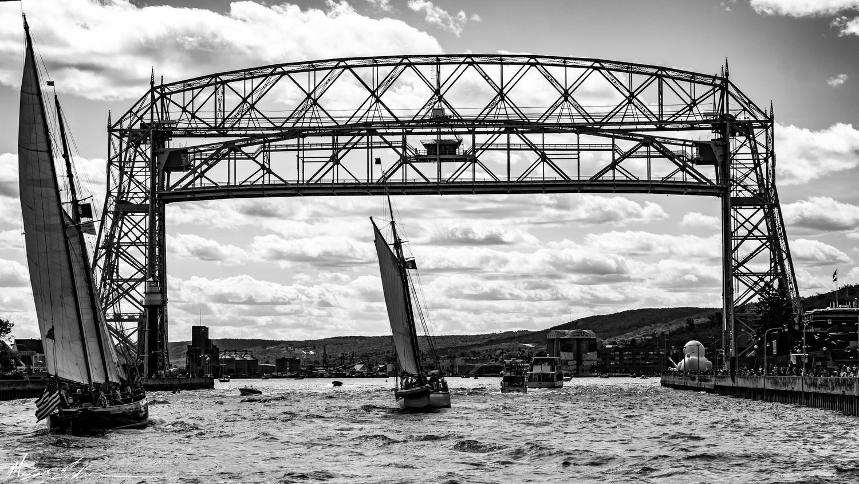 Tall Ships by Mason Eckman