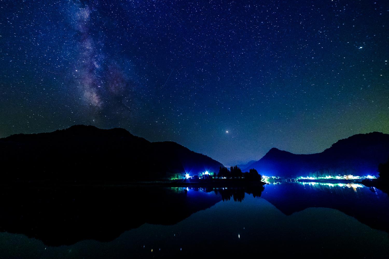 Silent night by Hiroto Kanno
