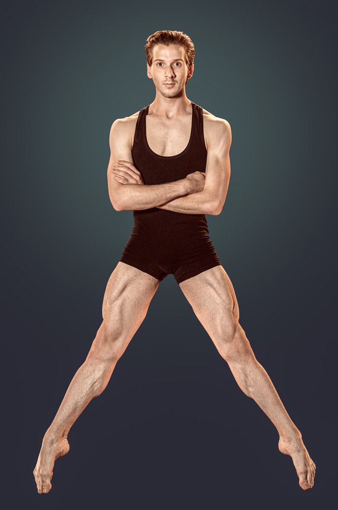 Leg day by Janos Lakatos