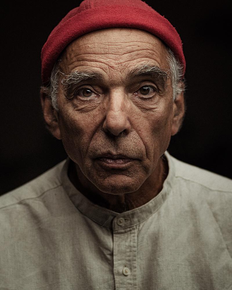 Portrait of Ivan by Janos Lakatos
