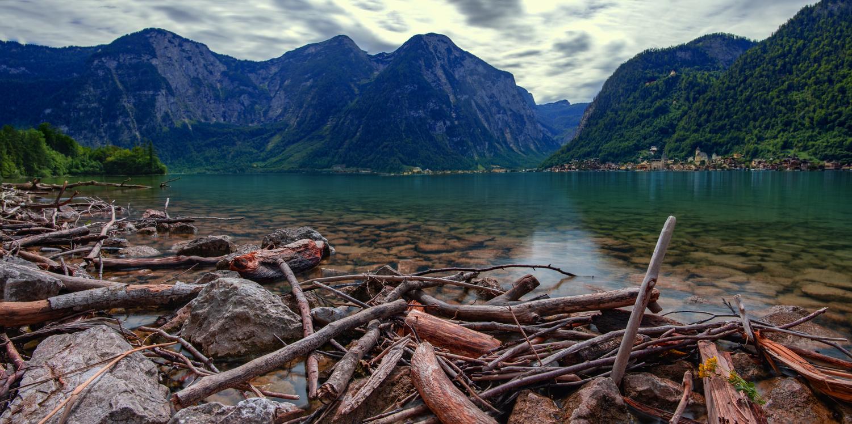 Hallstat, Austria by Amirun Bisoyi