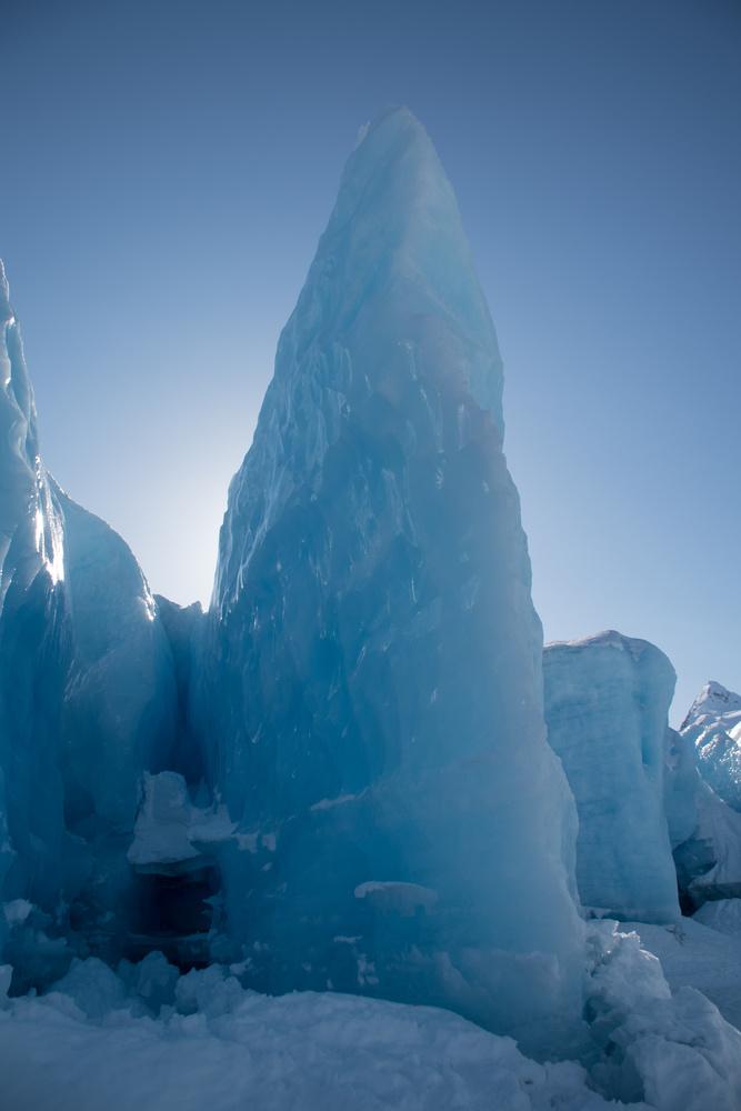 Spencer Glacier by Thomas Dosik