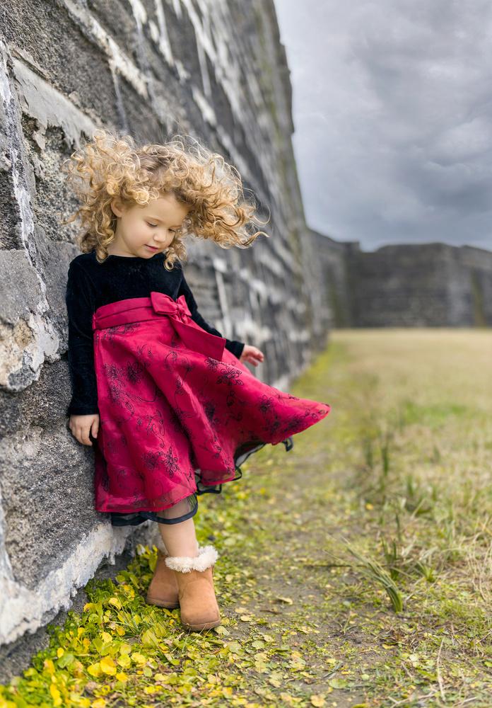 Elena and the Castillo by Robert Huerbsch