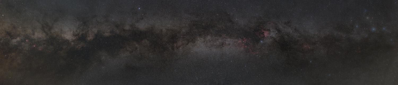 from Sagittarius to Cassiopia by Robert Huerbsch