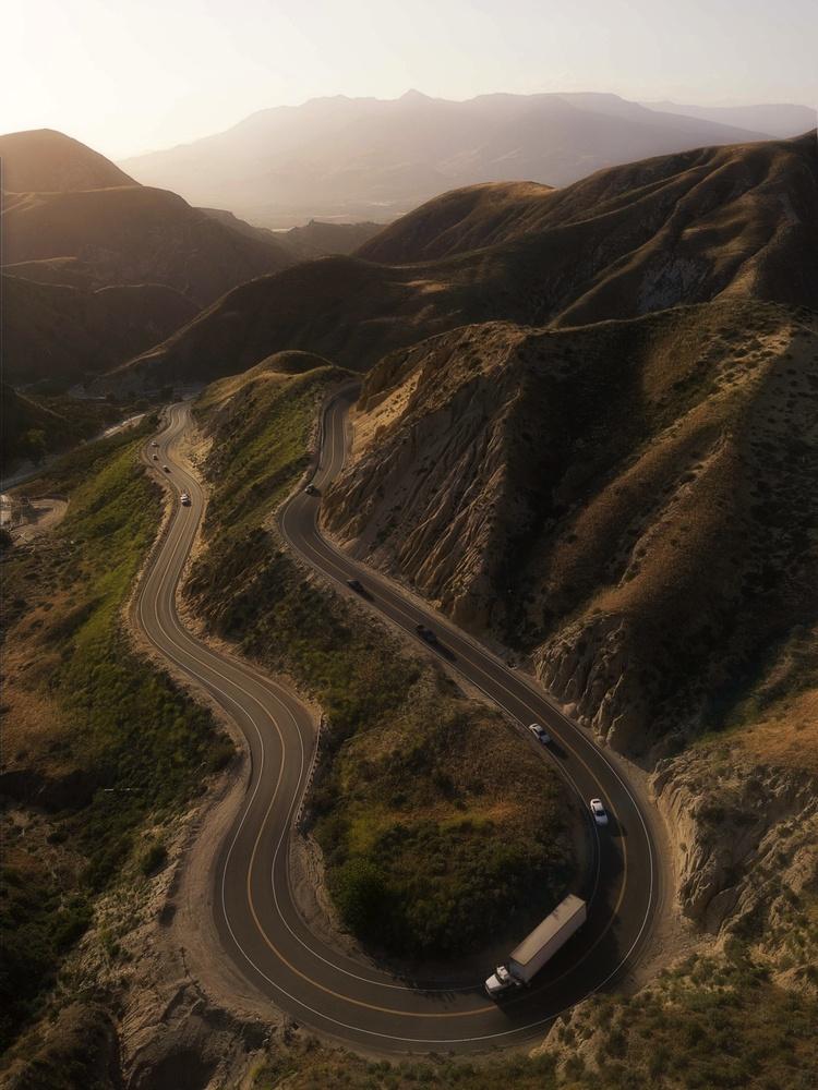 Grimes Canyon  by Diego Rangel
