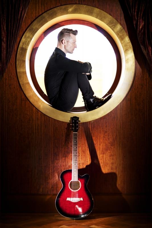 Blake Singer by Kirk Marsh