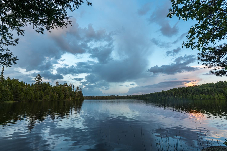 Long Island Lake - BWCA MN by Jerome Brill