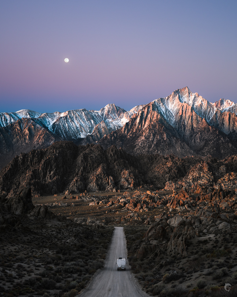 The Mountains Are Calling by Alexander Davidovich